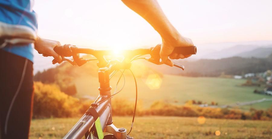 Biking Around Bainbridge Island