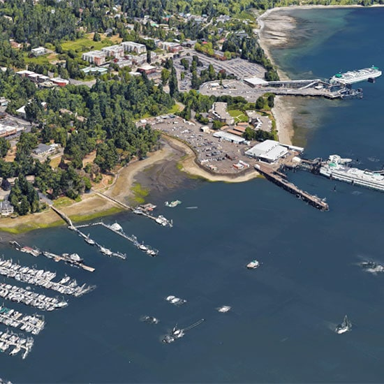 Photo of Eagle Harbor on Bainbridge Island