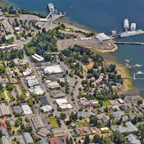 Image of Eagle Harbor Inn on Bainbridge Island
