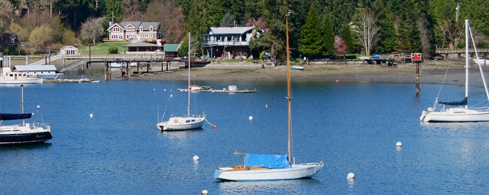 Image of Eagle Harbor Inn on Bainbridge Island