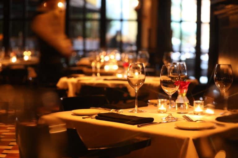 Restaurant Marche is one of the most romantic restaurants on Bainbridge Island